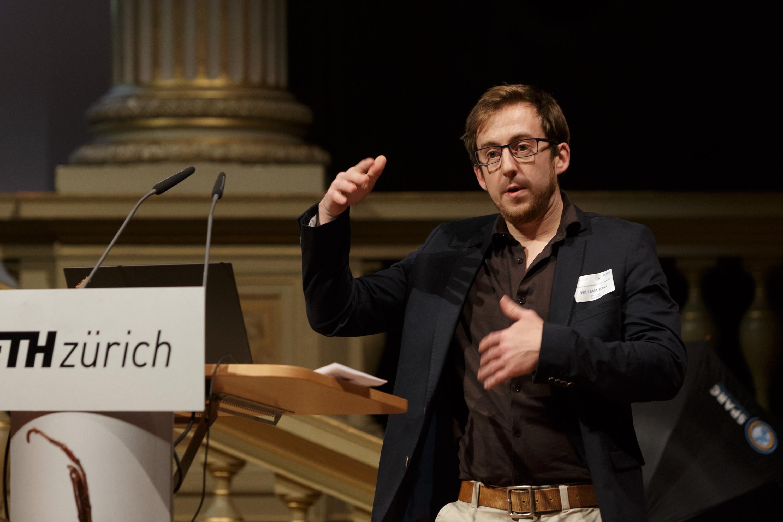 Dr. William Ball, ETH Zurich.