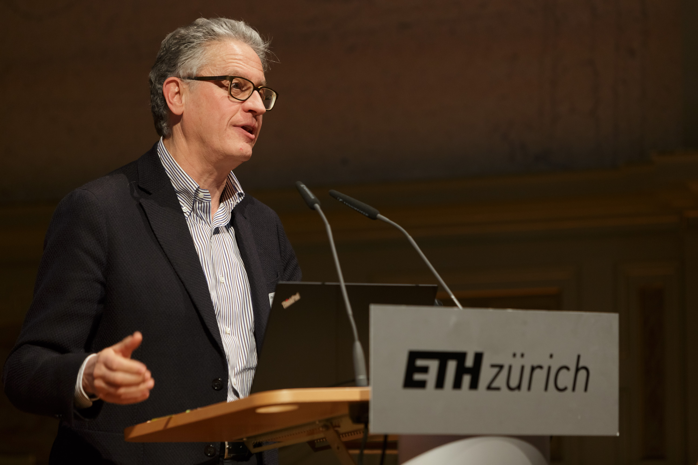 Prof. Dr. Thomas Stocker, University of Berne.