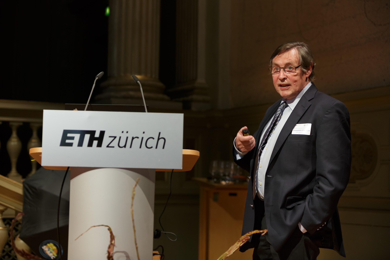 Prof. Dr. Johannes Staehelin, ETH Zurich.