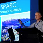 SPARC Co-chair and Chair of Local Organising Committee Greg Bodeker